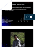 Models of Biological Development