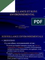SURVEILLANCE ET SUIVI ENVIRONNEMENTAL1.ppt