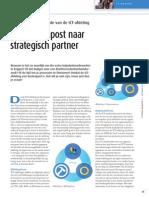 Van kostenpost naar strategisch partner