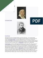 Gauss and Poincaré