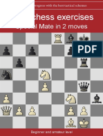 1000 Chess Exercises Special Mate in 2 Moves