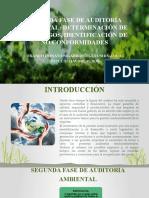 GRUPO 14 SEGUNDA FASE DE AUDITORÍA AMBIENTAL.pptx