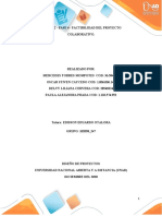 trabajo colaborativo Unidad 2 - Fase 4- Planificación de prefactibilidad..docx