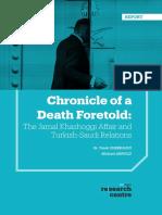 Report 5. The Jamal Khashoggi Affair and Turkish-Saudi Relations.pdf