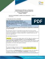 Guía de Actividades y Rúbrica de Evaluación - Tarea 5 Funciones.pdf