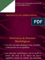PROCESOS FLUVIO-MORFOLOGICOS