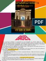 Concurso Patrimoflash Literario