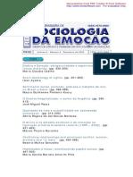 Dádiva e Emoção_ obrigatoriedade e espontaneidade nas trocas materiais. (pp. 335-350) Maria Claudia Coelho.pdf