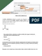 TEMA ACIDOS CARBOXILICOS