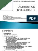 Distribution éléctrique 19 04 2019