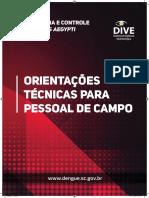 Manual Completo dengue 2019