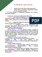 Hidrografia Romaniei.doc