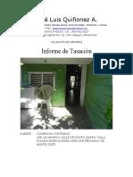 Tasacion Solar y Mejoras de Confesora en Barrio Villa Solano de Monte Cristi