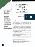 A  GARATUJA  COMO VESTÍGIO DAS   LETRAS.pdf