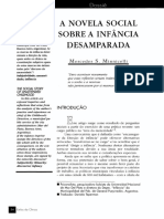 A  NOVELA  SOCIAL  SOBRE A INFÂNCIA DESAMPARADA.pdf