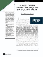 A  VOZ   COMO   PRIMEIRO    OBJETO    DA   PULSÃO   ORAL.pdf