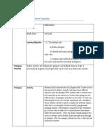 utf-8tpack template creating  fall20  2