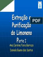 Extração do limoneno do óleo de laranja LIC 2008.pdf