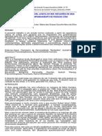 """A INSUSTENTÁVEL LEVEZA DO SER_ REFLEXÕES DE UMA GESTALT-TERAPEUTA NO ACOMPANHAMENTO DE PESSOAS COM TRANSTORNO """"BORDERLINE"""".pdf"""