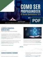 [BenchMarking] E-book O Guia Definitivo De Como Ser Propagandista 3.0