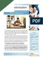 Boletín Informativo N° 2, Noviembre 2020
