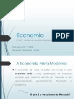 2. A Economia Mista Moderna - CTeSP GVM