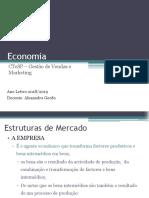 8. Estruturas de Mercado - CTeSP GVM