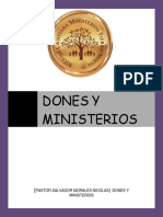 Curso de Dones y Ministerios MODIFICADO