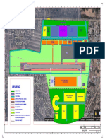 bhagalpur Airport Master plan-ISO A1 Layout