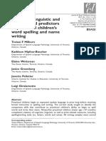 Milburn et al spelling predictors in Psch research paper 1468798415624482