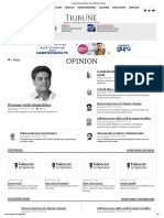 Opinion _ News Updates from Pakistan _ eTribune
