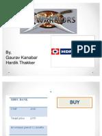 Nirma HDFC Bank 97-03