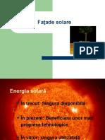 Fatade solare