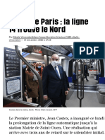 Métro de Paris