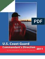 Commandant of the Coast Guard  Direction 2011