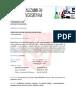 DIPLOMADO EN DOCENCIA-UNIVERSITARIA