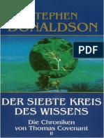Donaldson, Stephen R. - Covenant 02 - Der siebte Kreis des Wissens.pdf