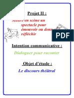 2 AS - Le discours théatral.pdf · version 1-converted