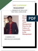 Vedic Leadership