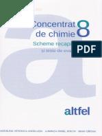 Concentrat de Chimie - Clasa 8 -