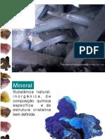 minerais(propriedades)