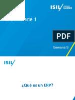 Semana 09 - ERP - Parte 1 (1)