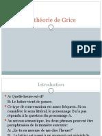 Théorie de Grice