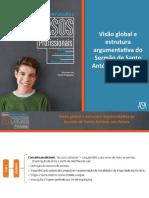 Visão global e estrutura argumentativa do _Sermão de Santo António aos Peixes_.ppt