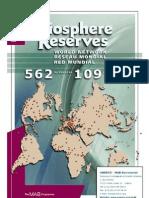 Biosphere Reserve List