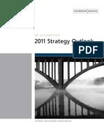 Neuberger Berman - FOF - 2011 Strategy Outlook