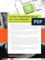 Is Your Organization Ready for Cross-Channel?