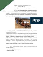 Apostila - MECANIZAÇÃO AGRÍCOLAS introdução