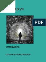 UNIDAD VII- CEFyAP N°3-Pto Deseado