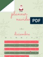 Planner-Navideno